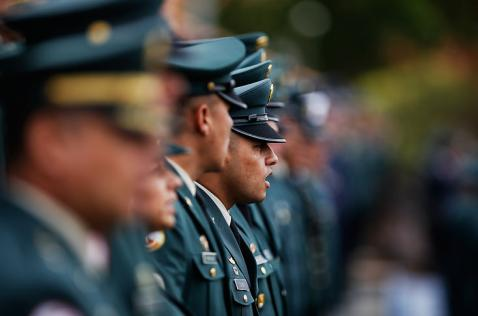 Relevo de generales en las principales unidades del Ejército Nacional