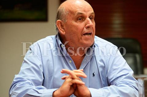 Armitage dice a los concejales que no busquen cuotas burocráticas en Emcali