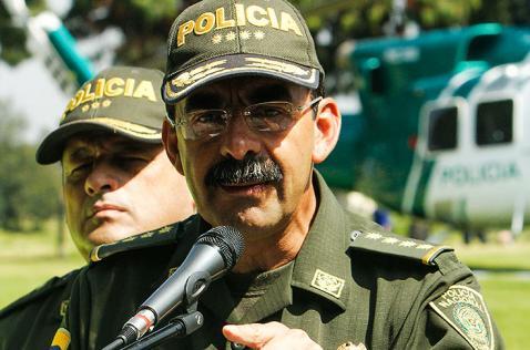 Capturan 14 policías por nexos con microtráfico en el centro de Bogotá