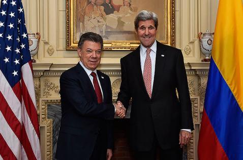 Apoyo de EE.UU. reforzará lucha contra narcotráfico y desarrollo rural