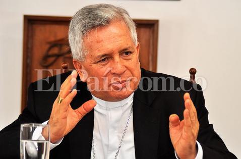 Arzobispo de Cali pedirá tregua bilateral para liberar secuestrados del ELN