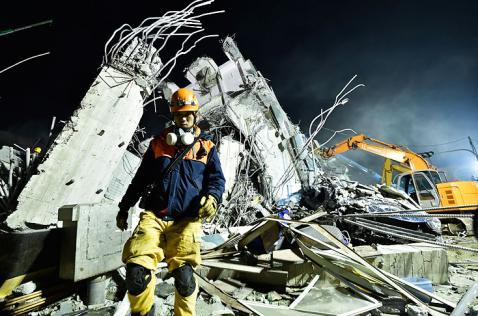Sismo en Taiwán ya deja 11 muertos y más de 400 heridos