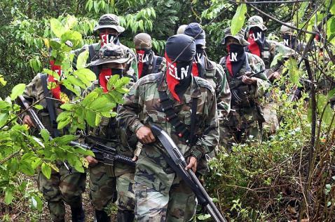 ELN anuncia cese de acciones militares del 30 de septiembre al 5 de octubre