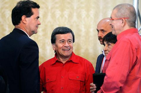 Mindefensa dice que depende del ELN el inicio de las negociaciones de paz