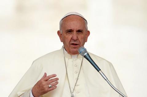 Papa Francisco visitará Colombia en el primer trimestre del 2017: Santos