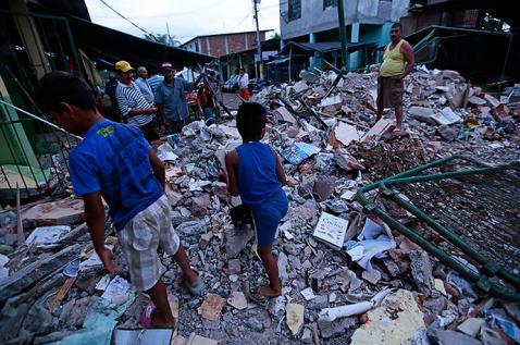 58 vallecaucanos aún no han sido ubicados en Ecuador: Cruz Roja Valle