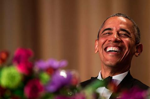 Trump, protagonista de los chistes ácidos de Obama en la gala de corresponsales