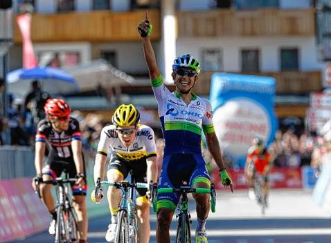 Esteban Chaves se proclama subcampeón del Giro de Italia 2016
