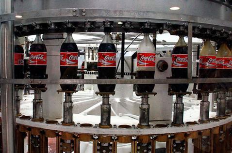 Coca Cola suspendió parte de su producción en Venezuela por falta de azúcar
