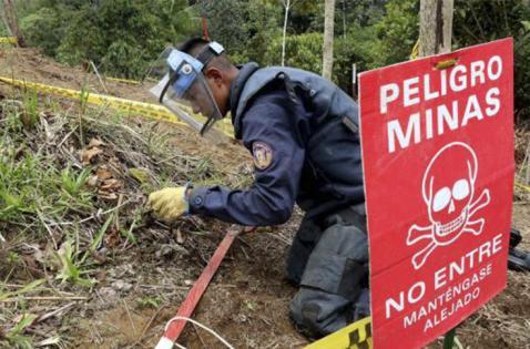 Estado está obligado a destruir minas o asegurarse de que se haga: Consejo de Estado
