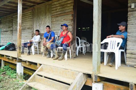 Instalan mesa de concertación entre autoridades e indígenas que protestan en Buenaventura