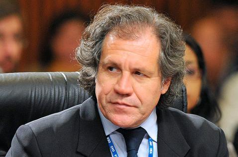 Almagro pide reunión urgente de OEA para discutir situación en Venezuela