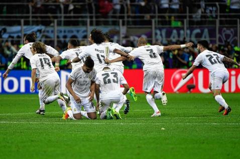 Real Madrid logró su título 11 de Champions League tras vencer a Atlético de Madrid
