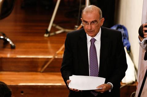 Los argumentos del Gobierno en la Corte a favor del plebiscito por la paz