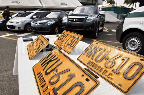Lo que hay detrás de la compra y venta de vehículos robados en Cali