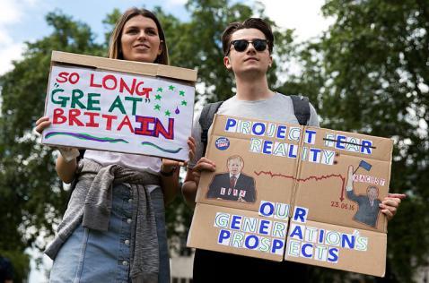 Preocupación por episodios xenófobos en el Reino Unido tras el 'Brexit'