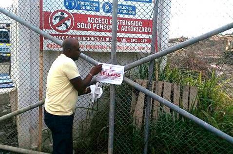 Alcalde de Buenaventura reversó decisión de suspender obras del Puerto de Aguadulce
