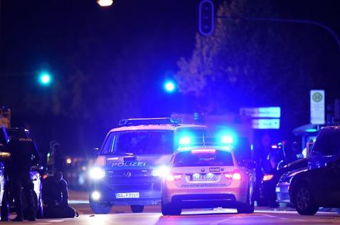 Diez muertos deja tiroteo en Múnich, autor del ataque se suicidó