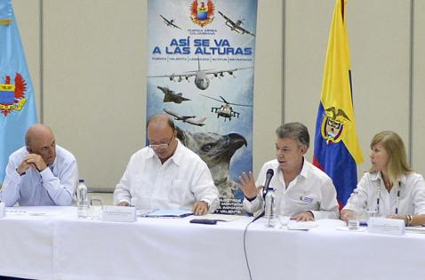Presidente Santos sancionó el nuevo Código de Policía