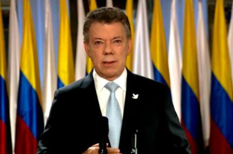 Presidente Santos viaja a Oslo para recibir el Premio Nobel de Paz