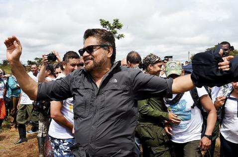 En fotos: cúpula de las Farc viaja a Cartagena para firma del acuerdo final de paz