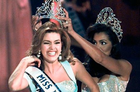 De la mano de Clinton, ex Miss Universo Alicia Machado ajusta cuentas con Trump