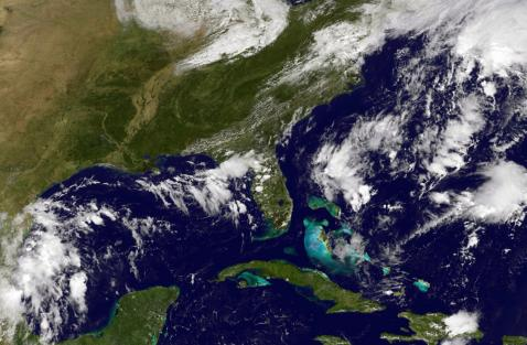 Tormenta Matthew se convierte en huracán en el mar Caribe