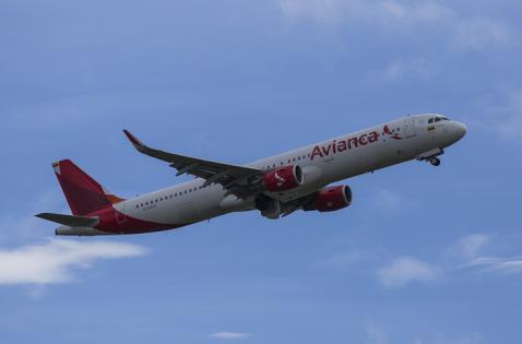 Venezuela ordenó investigar incidente con avión de Avianca