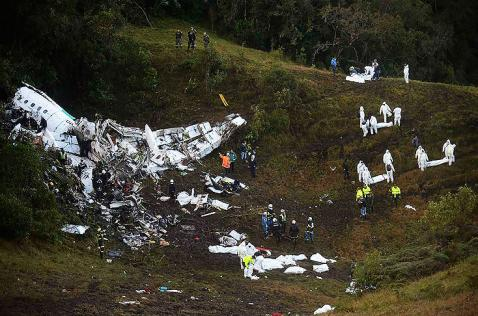 Detienen a técnico aeronáutico boliviano por accidente de LaMia
