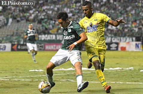 Deportivo Cali igualó con Bucaramanga y quedó eliminado de la Liga Águila