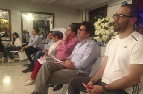Las Farc se reunieron este viernes con familias de diputados asesinados