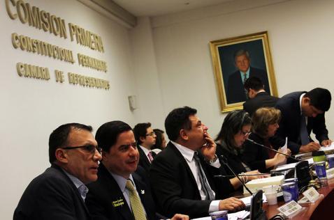 Debate de la Jurisdicción Especial para la Paz inicia este miércoles
