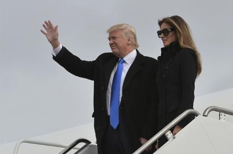 Trump ya está listo para asumir la presidencia de Estados Unidos