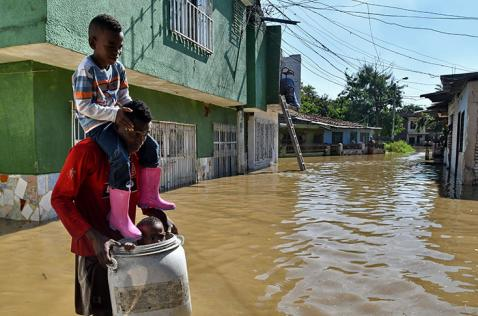Cali, obligada a acelerar obras del jarillón del río Cauca