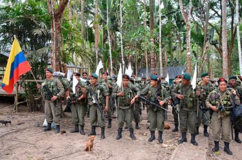 Tras llegada de 6900 guerrilleros a zonas veredales arranca proceso de desarme