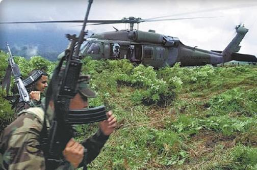 Enfrentamientos entre Farc y 'Los Rastrojos' fue por control de territorio