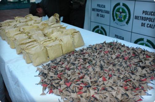 Proponen que negocio de la pólvora sea manejada por el Gobierno