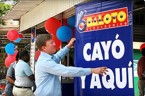 Premio de $117 mil millones del Baloto cayó este sábado en Bucaramanga