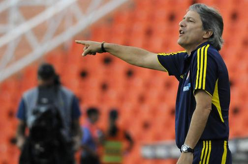 """""""Que Dios nos ilumine para escoger bien a la Colombia Sub 20"""": 'Piscis' Restrepo"""