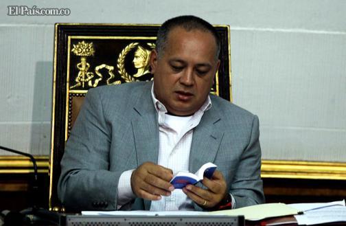 SIP repudia demanda de Diosdado Cabello contra tres medios de Venezuela