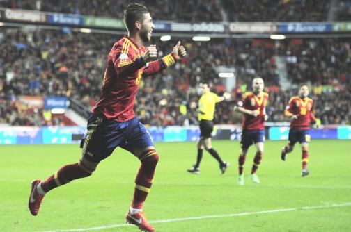 Sergio Ramos abandonó la concentración de la Selección de España
