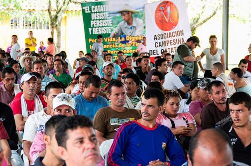 Campesinos del Catatumbo denuncian amenazas por parte de paramilitares