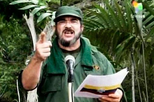 Opiniones divididas en el Congreso por la presencia de 'Timochenko' en Cuba