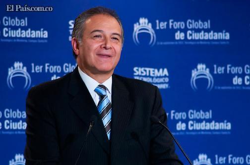 """""""El Presidente fue claro con J.J. Rendón en el tema de 'Los Comba"""": Óscar Naranjo"""