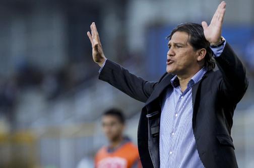 Flabio Torres ya no es más técnico de Once Caldas