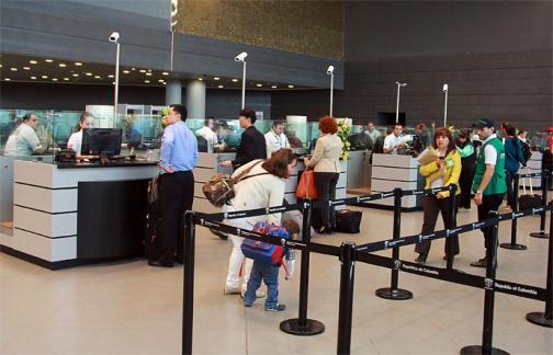 1,5 millones de visitantes llegaron a Colombia entre enero y abril de 2015