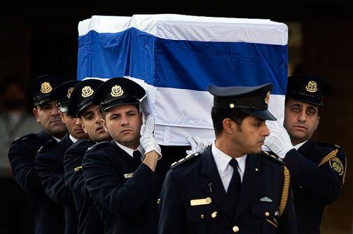 Israel despide a Ariel Sharon en un funeral de Estado en Jerusalén
