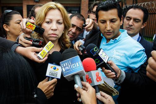 Fiscalía imputará nuevos cargos a Silvia Gette