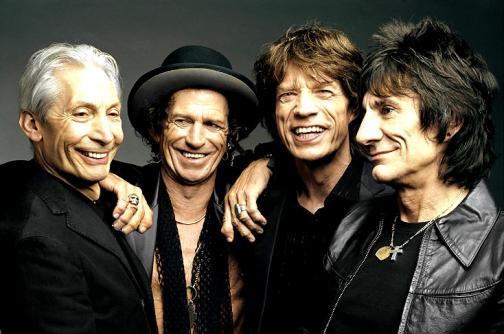 Rolling Stones anuncian gira por Estados Unidos y Canadá