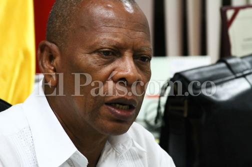 Dos delitos se le imputaron al alcalde de Buenaventura, Bartolo Valencia